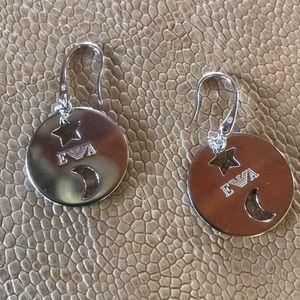 Emporio Armani Sterling Silver Earrings